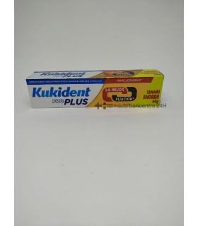 KUKIDENT PRO DOBLE ACCION 60 GR Fijación y Fijacion y protesis - VICKS LAB