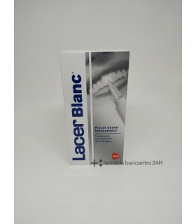 LACERBLANC PINCEL DENTAL BLANQUEADOR 9 G Blanqueamiento y Higiene Bucal - LACER