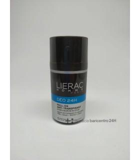 LIERAC HOMME DESODORANTE ROLLON 50ML Desodorantes y Higiene Corporal -
