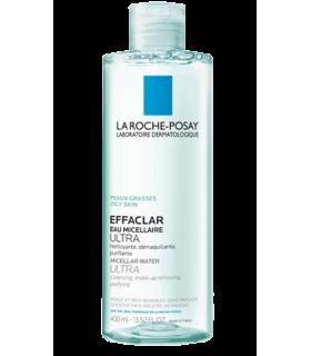 LRP EFFACLAR AGUA MICELAR ULTRA 400 ML Aguas y Limpieza Facial -