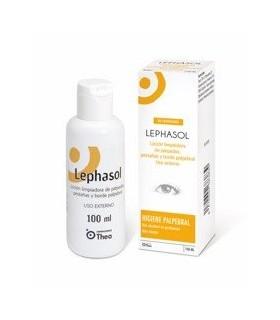 LEPHASOL LOCION 100 ML Higiene ocular y Salud ocular - THEA