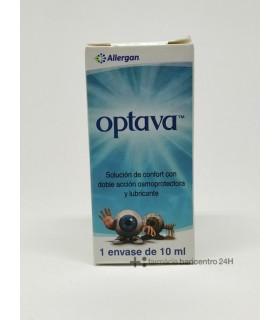 OPTAVA 10 ML Sequedad y ojos cansados y Salud ocular -