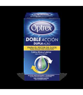 OPTREX DOBLE ACC PICOR OJO10ML Sequedad y ojos cansados y Salud ocular -