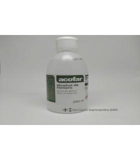 ACOFAR ALCOHOL DE ROMERO 250 ML Botiquin y Salud - ACOFARMA