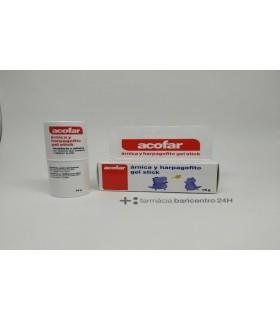 ACOFAR GEL STICK DE ARNICA Y HARPAGOFITO 15 ML Golpes y Golpes y heridas - ACOFARMA