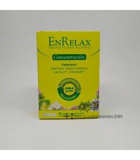 ENRELAX CONCENTRACION 15 SOBRES Salud y Inicio -