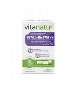 VITANATUR VITAL-ENERGY 120 CAPS Dietetica y Inicio - FAES FARMA