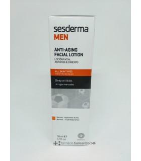 SESDERMA MEN LOCION FACIAL ANTIENVEJECIMIENTO 50 ML Antiedad y Cosmetica Hombre - SESDERMA