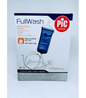 FULLWASH PIC ENEMA IRRIGADOR 2 LITROS Estreñimiento y Salud Digestiva - CONTROL
