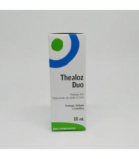 THEALOZ DUO 10 ML Sequedad y ojos cansados y Salud ocular - THEA