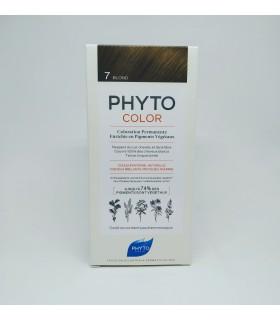 PHYTO COLOR Nº 7 RUBIO Tintes y Higiene Capilar - PHYTO