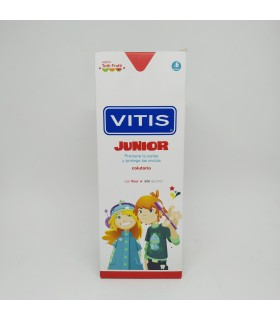 VITIS JUNIOR COLUTORIO 500 ML Infantil y Higiene Intima - DENTAID