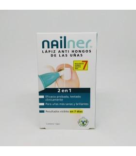 NAILNER LAPIZ 2 EN 1 4 ML Durezas y callos y Cuidado Pies -