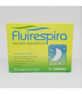 FLUIRESPIRA INFANTIL 6 PARCHES Gripe y resfriado y Salud Respiratoria - ZAMBON