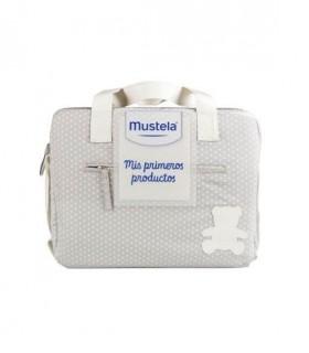 MUSTELA BOLSA MIS PRIMEROS PRODUCTOS GRIS Kits y Cuidado del bebe - MUSTELA