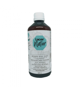 LACER NATUR ENJUAGUE BUCAL 500 ML Inicio y  - LACER