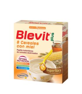 BLEVIT PLUS SUPERFIB 8 CER MEL 700 G Papillas y galletas y Alimentacion del bebe - BLEMIL Y BLEVIT