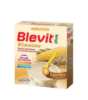 BLEVIT PLUS SUPERFIB 8 CER BIF 700G Papillas y galletas y Alimentacion del bebe - BLEMIL Y BLEVIT