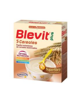 BLEVIT PLUS SUPERFIB 5 CER 700 Papillas y galletas y Alimentacion del bebe - BLEMIL Y BLEVIT