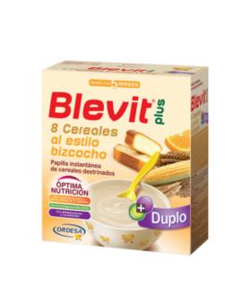 BLEVIT PLUS DUPLO 8 CER BIZ NAR 700 G Papillas y galletas y Alimentacion del bebe - BLEMIL Y BLEVIT