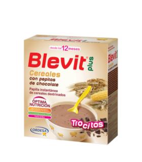 BLEVIT PLUS CEREALES Y PEPITAS DE CHOCOLATE 600 Papillas y galletas y Alimentacion del bebe - BLEMIL Y BLEVIT