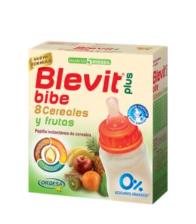 BLEVIT PLUS BIBE 8 CEREALES Y FRUTAS 600 G Bebé y mamá y Inicio - BLEMIL Y BLEVIT