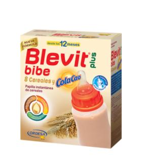 BLEVIT PLUS BIBE 8 CEREALES COLACAO 600G Bebé y mamá y Inicio - BLEMIL Y BLEVIT