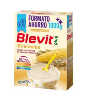 BLEVIT PLUS 8 CEREALES 1000 G Papillas y galletas y Alimentacion del bebe - BLEMIL Y BLEVIT