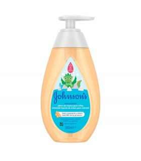 JOHNSONS PURE & PROTECT GEL DE MANOS 300 ML Inicio y  - JOHNSON AND JOHNSON