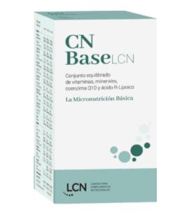 CN BASE 60 CAPSULAS Estres y Sistema nervioso - LCN 1955
