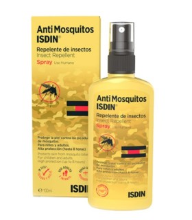 ISDIN ANTIMOSQUITOS SPRAY 100 ML Promo mosquits y Inicio - ISDIN