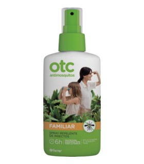 OTC ANTIMOSQUITOS FAMILIAR SPRAY REPELENTE DE MO Promo mosquits y Inicio - URIACH-AQ OTC