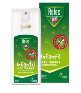 RELEC INFANTIL +12 MESES REPELENTE 100 ML Promo mosquits y Inicio - PERRIGO