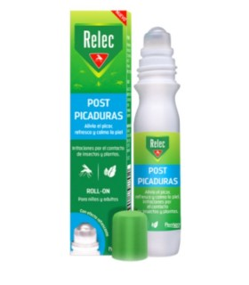 RELEC POST PICADURAS ROLL ON 15 ML Post picadura y Mosquitos - PERRIGO