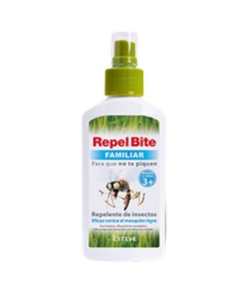 REPEL BITE FAMILIAR REPELENTE 100 ML Promo mosquits y Inicio - AFTERBITE Y REPELBITE