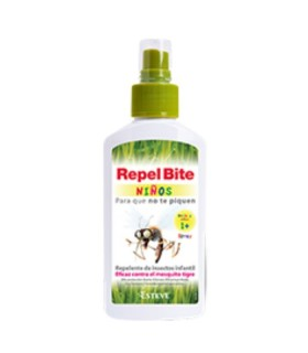 REPEL BITE NIÑOS SPRAY REPELENTE 100 ML Promo mosquits y Inicio - AFTERBITE Y REPELBITE