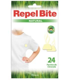 REPEL BITE PARCHE REPELENTE INSECTOS 24 U Promo mosquits y Inicio - AFTERBITE Y REPELBITE