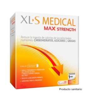 XLS MEDICAL MAX STRENGH 120 COMPRIMIDOS Inicio y  - XLS