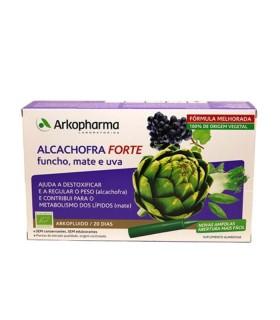 ARKOPHARMA ALCACHOFA FORTE 20AMP 15 ML Cuidado digestivo y Terapias naturales - ARKOPHARMA
