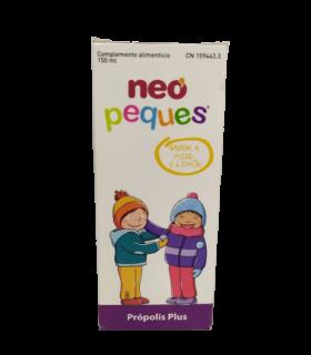 NEOVITAL NEOPEQUES PROPOLIS PLUS 150 ML Inicio y  -