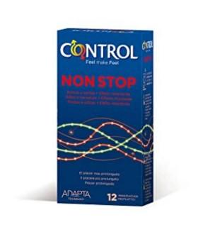 CONTROL NON STOP PRESERVATIVOS 12 UNIDADES Preservativos y Salud Sexual - CONTROL