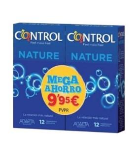 CONTROL NATURE PRESERVATIVOS PACK MEGA AHORRO Preservativos y Salud Sexual - CONTROL
