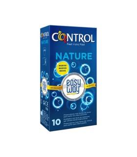 CONTROL NATURE EASY WAY PRESERVATIVOS 10 UNIDADES Preservativos y Salud Sexual - CONTROL