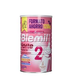 BLEMIL PLUS 2 FORTE 1200 G Continuación y Leches infantiles - BLEMIL Y BLEVIT
