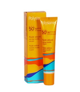 POLYSIANES SPF 50+ FLUIDO SEDOSO 40 ML Cosmetica facial y Inicio - PIERRE FABRE