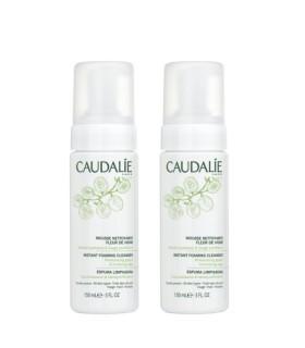 CAUDALIE ESPUMA LIMPIADORA DUPLO 2X200 Espuma o mousse y Limpieza Facial - CAUDALIE