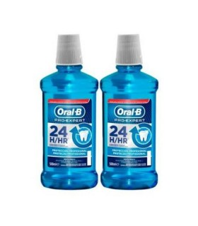 ORAL B COLUTORIO PRO EXPERT PROTECCION 2X500ML