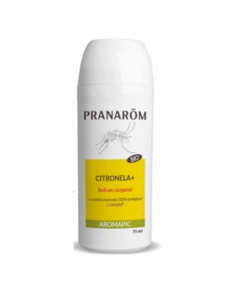 PRANAROM AROMAPIC ROLL ON CITRONELLA PLUS 75 ML Inicio y  - PRANAROM E