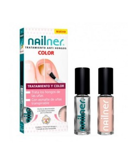 NAILINER TRATAMIENTO ANTIHONGOS COLOR