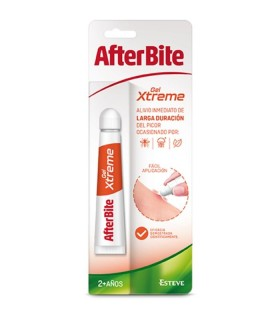 AFTER BITE GEL XTREME 20 G Promociones mosquitos y Inicio - AFTERBITE Y REPELBITE